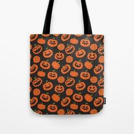 Jack O Lanterns // Halloween Collection Tote Bag