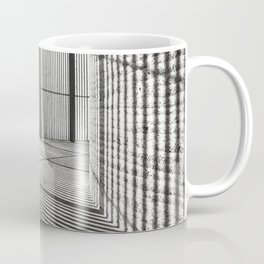 Chapel of Reconciliation in Berlin - analog Coffee Mug