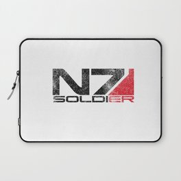 Alt Soldier Laptop Sleeve