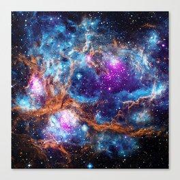 Lobster Nebula Canvas Print
