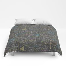 Math Lessons Comforters