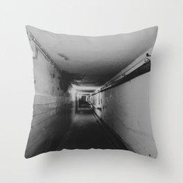 Stasi Imprisonment   Throw Pillow