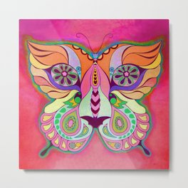 Butterfly. Metal Print