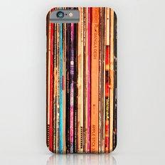 Vinyl Slim Case iPhone 6s