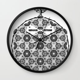 Spirobling XIV Wall Clock