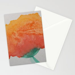 Soft Poppy Stationery Cards