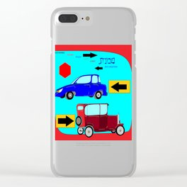 Car, Carro, Coche, Voiture, Wagen Clear iPhone Case