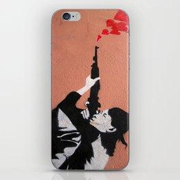 I LOVE YOUR GUN iPhone Skin