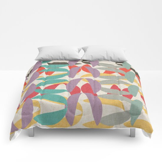 Intersections Comforters