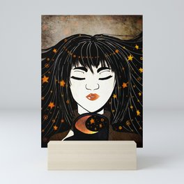 Taste of Stardom Mini Art Print
