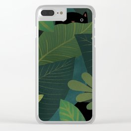 Undercover Clear iPhone Case