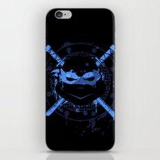 Leonardo Turtle iPhone Skin
