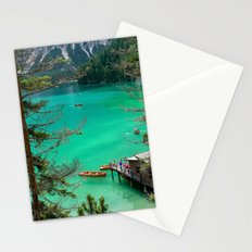 Pragser Wildsee Stationery Cards