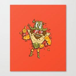 Nacho Man Canvas Print
