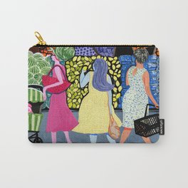 Summer Shoppers Carry-All Pouch
