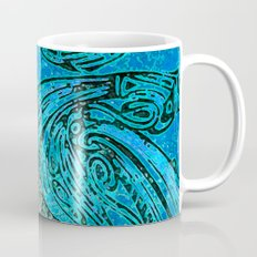 Chanting Blue Loon Mug