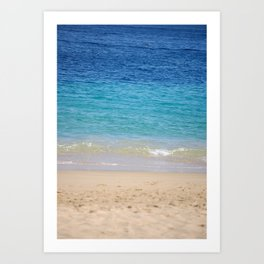 Cabo Beach Art Print