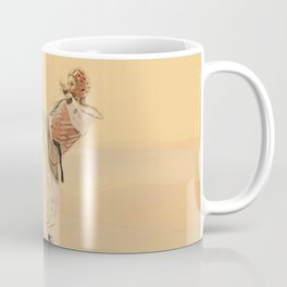 Tae Kwon Do Head Kick Coffee Mug