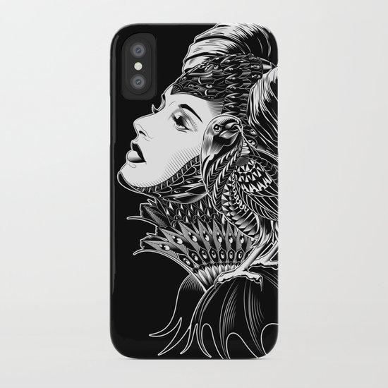 Maleficent Tribute iPhone Case