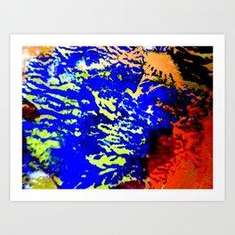 Elkhorn Art Print
