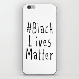 #Black Lives Matter iPhone Skin