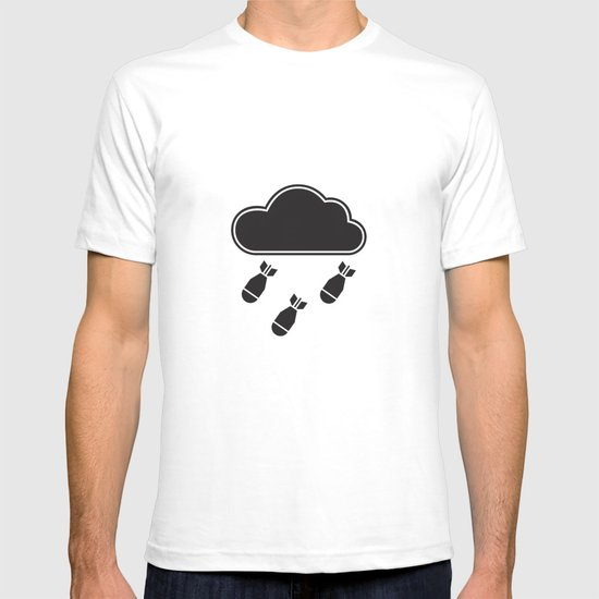 cloudbomb T-shirt