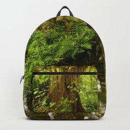 Rainforest Reflection Backpack