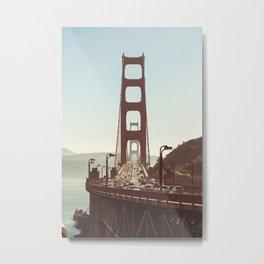 San Fran Metal Print
