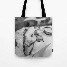 Burn 3 Tote Bag