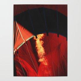 """""""ABQ Dragon Breath"""" Poster"""
