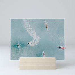 float iii Mini Art Print