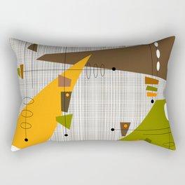 Explosion Of Rectangles Rectangular Pillow