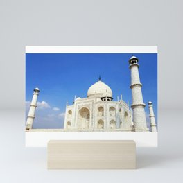 Taj Mahal - Eternal Love Mini Art Print