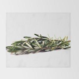 Rosemary Throw Blanket