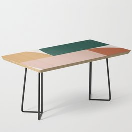 Abstract Geometric 11 Coffee Table