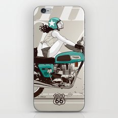 The Mother Road iPhone & iPod Skin