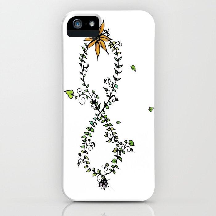 Nature's Infinite iPhone Case