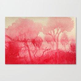 Memory Landscape 3 Canvas Print