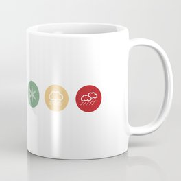 Weather symbol Coffee Mug