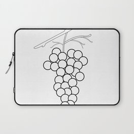 grapes Laptop Sleeve