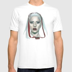 Don't call my name, Alejandro White MEDIUM Mens Fitted Tee