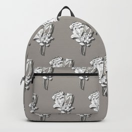 Fanciful Garden - Bouquet Backpack
