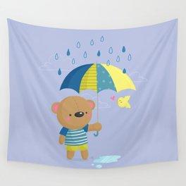 Rainy Season Wall Tapestry