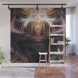 The Black Witch Is Back! Wall Mural