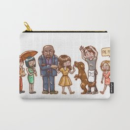 Pie Fight Carry-All Pouch