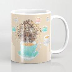 Echidna Drinking Tea Mug