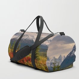 Seasons Turning Duffle Bag