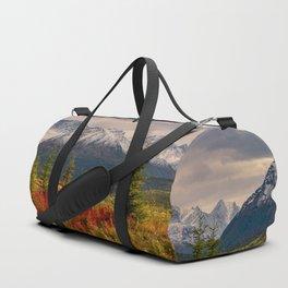 Seasons Turning Duffle Bag
