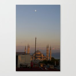 Istanbul. Canvas Print