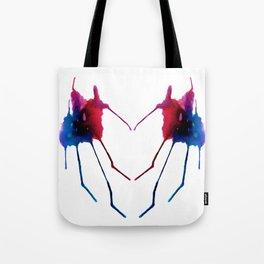 Multi-dimensional Love Tote Bag